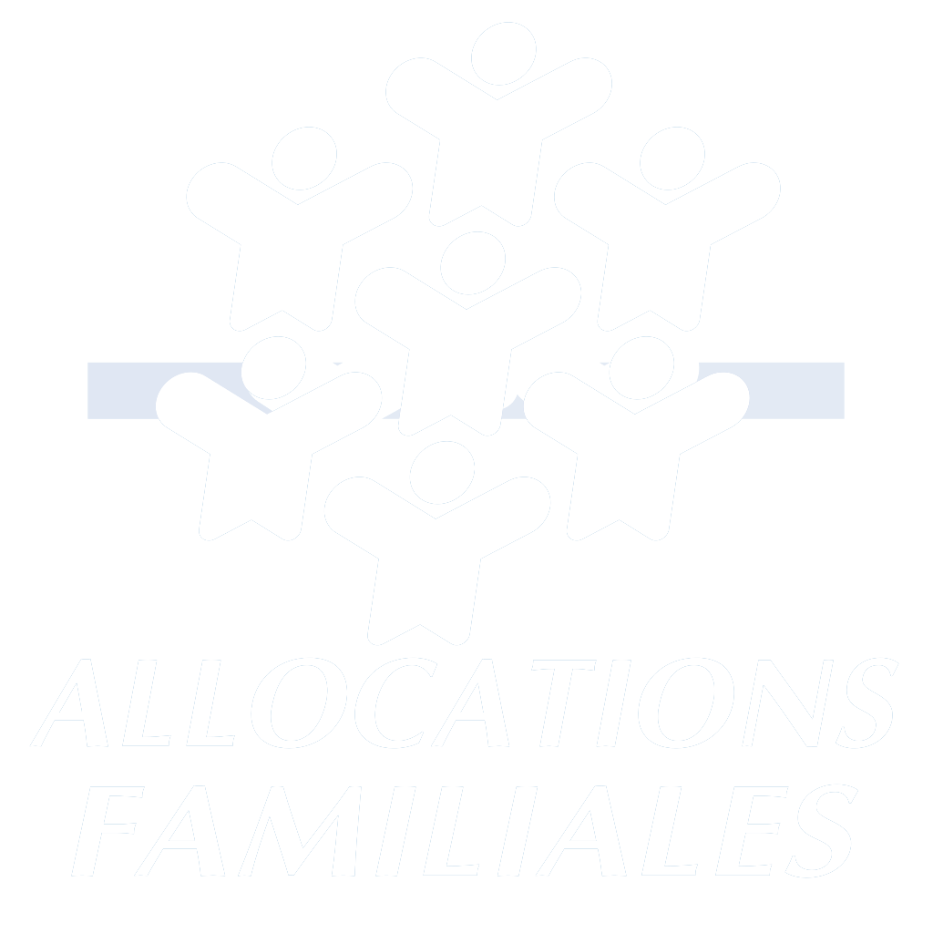 Groupe Arcade - Logo Caisse d'allocations familiales (CAF)
